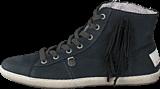 Odd Molly - High Five High Sneaker Asphalt