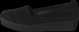Bianco - Suede Loafer Flatform JJA16 Black