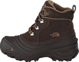 The North Face - Youth Chilkat Lace II Demitasse Brown/ Cub Brown