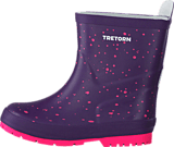 Tretorn - Sticky dots Purple