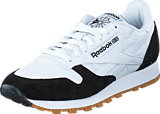 Reebok Classic - Cl Leather Spp White/Black-Gum