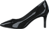 Rockport - Total Motion  75Mm Pointy Pump Black Patent