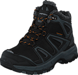 Bagheera - Verbier Waterproof Black/Dark Grey