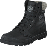 Palladium - Pampa Hi Knit Hi LP Ladies Black