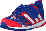 adidas Sport Performance - Marvel Spider-Man C Collegiate Royal/White/Red