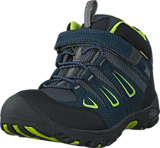 Keen - Oakridge Mid Wp Midnight Navy/Macaw