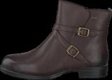 Clarks - CheshuntBe GTX Dark Brown Leather