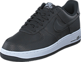 Nike - Air Force 1 '07 Black/Black-White