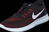 Nike - Nike Free RN Blackk/Off White/Crmsn