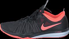 Nike - Wmns Nike Dual Fusion Tr Hit Black/Lava Glow-Dark Grey