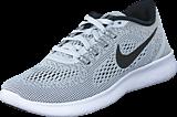 Nike - Wmns Nike Free RN White/Black-Pure Platinum