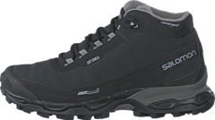 Salomon - Shelter Spikes CS WP Black/Black/Pewter