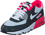 Nike - Air Max 90 Mesh Gg Anthracite/White-Hyper Pink