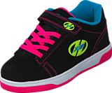 Heelys - Heelys Dual Up Black/Neon Multi