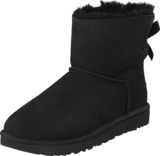 UGG Australia - Mini Bailey Bow II Black