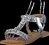 Bianco - Diamond Sandal AMJ17 91 Silver