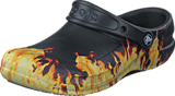 Crocs - Bistro Graphic Clog Black
