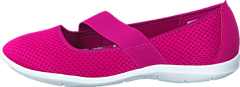 Crocs - Swiftwater Flat W Vibrant Violet/White