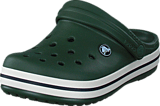 Crocs - Crocband Clog Kids Forest Green/Stucco