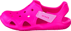 Crocs - Swiftwater Wave K Neon Magenta