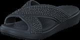Crocs - Sloane Embellished Xstrap Black/Black
