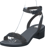 Crocs - Crocs Isabella Block Heel W Black/Graphite