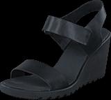 Ecco - 249683 Freja Wedge Sandal Black