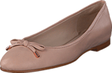 Clarks - Grace Lily Nude Pink Lea