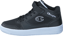 Champion - Mid Cut Shoe Rebound Mesh New Black