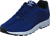 adidas Originals - Zx Flux J Uni Ink/ Ftwr White