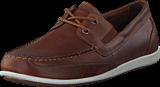 Rockport - BL4 Boat Shoe Cognac
