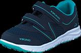 Viking - Hel II Navy/Green