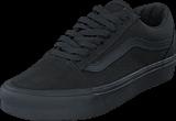 Vans - UA Old Skool Lite (Canvas) Black/Black