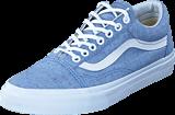 Vans - UA Old Skool blue/true white