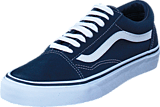 Vans - UA Old Skool Dress Blues/True White