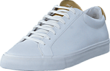 Jim Rickey - Chop Womens Leather White/Gold