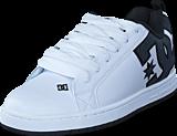 DC Shoes - Court Graffik SE White Smooth