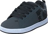DC Shoes - Court Graffik SE Grey/White