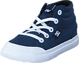 DC Shoes - Dc Toddl Evan Hi Tx T Shoe Navy
