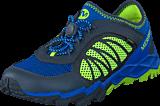 Merrell - Boys Hydro Run 2.0 Blue/Grey/Citron