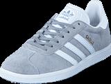 adidas Originals - Gazelle W Mid Grey S14/Ftwr White/Gold M