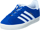 adidas Originals - Gazelle I Blue/Ftwr White/Gold Met.