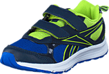 Reebok - Almotio RS 2V Collegiate Navy/Awesome Blue/K