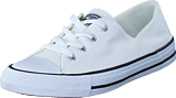 Converse - All Star Coral Ox Canvas White