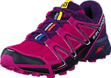 Salomon - SPEEDCROSS VARIO W Deep Dalhia/Black/Cpurple