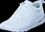 Nike - Nike Air Max Thea (Gs) White/White-Metallic Silver