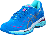 Asics - Gel Kayano 23 Diva Blue/Silver/Aqua Splash