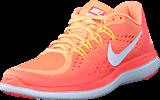 Nike - Wmns Flex 2017 Rn Sunset Glow/White-Bright Mango