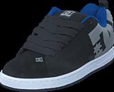 DC Shoes - Court Graffik Black/Armor