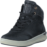 Geox - J Aveup Girl Black